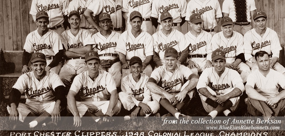 1948 Chester Clipper players