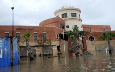 Sabine Pass, Texas – Hurricanes Rita and Ike
