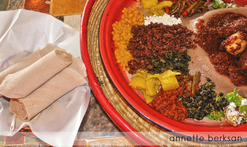 Taste of Ethiopia – Breaking Injera with Pfriends in Pflugerville