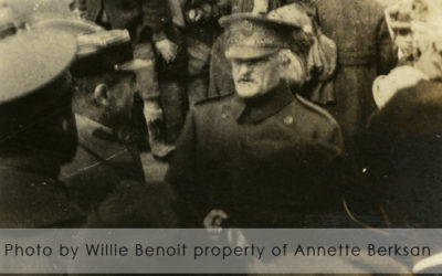 Military Monday – My Grandfather's Photos of Gen. Pershing