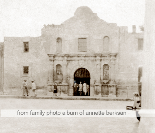 Travel Tuesday – The Benoits Visit the Alamo