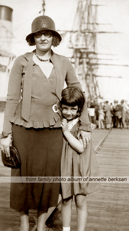 "Maritime Monday – All Dressed up to see ""Old Ironsides"" in 1932"