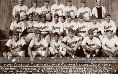 Sports Center Saturday: 1948 Port Chester Clippers