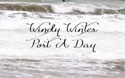 Windy Winter Port A Day