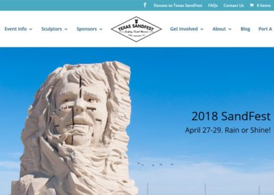 Texas SandFest – Port Aransas, TX