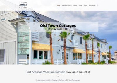 Old Town Cottages – Port Aransas