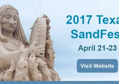 Texas SandFest Email Marketing
